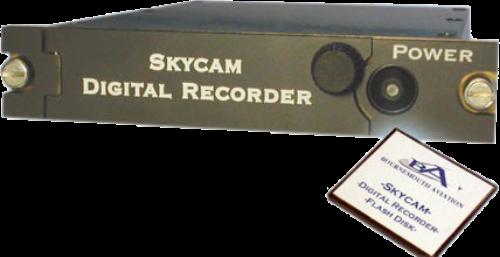 External Airborne Video Camera