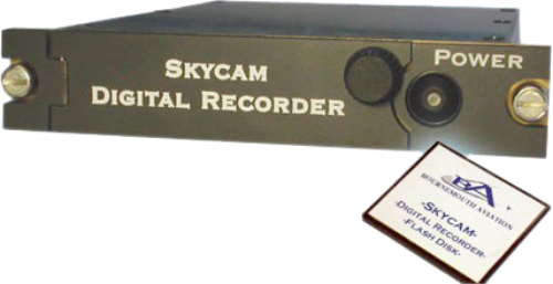 External Airborne Video Camera